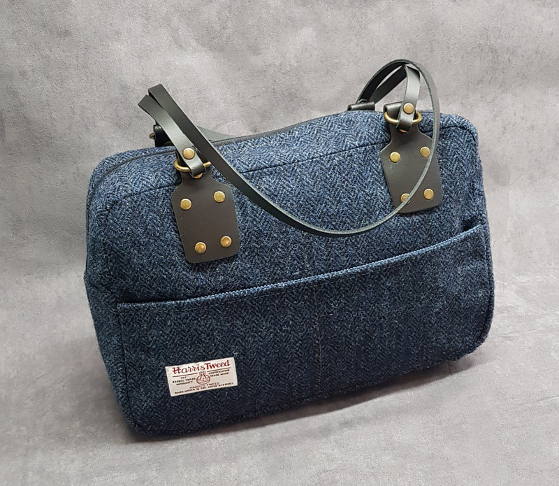 Harris Tweed Shopper Bag 1