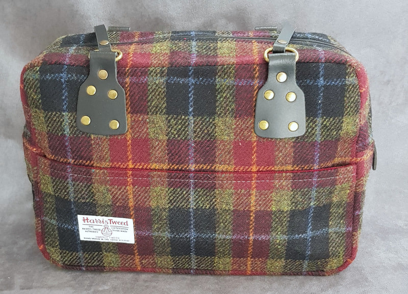 Harris Tweed Shopper Bag 2